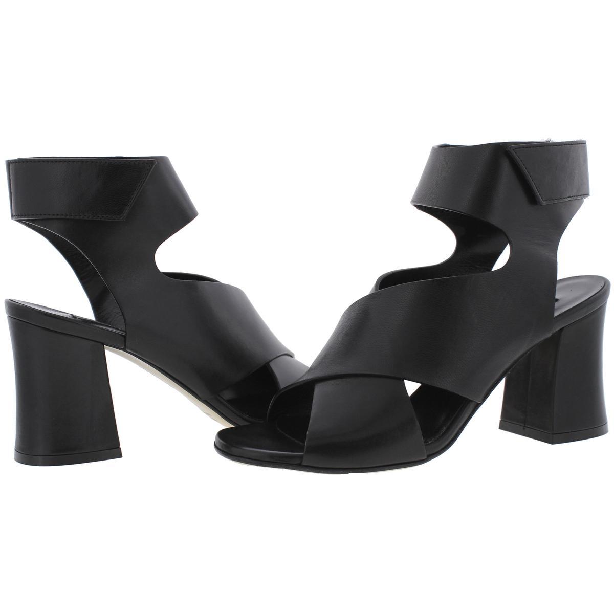 Steven-By-Steve-Madden-Womens-Kitzy-Crisscross-Dress-Sandals-Shoes-BHFO-5760 thumbnail 8