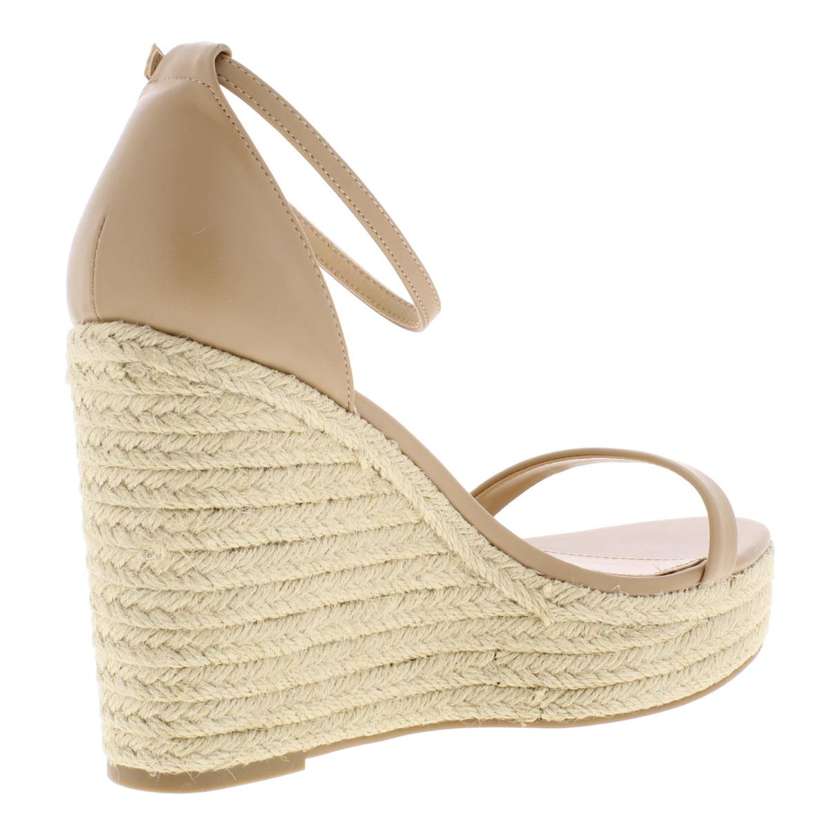 Steve-Madden-Womens-Survive-Padded-Insole-Espadrille-Wedges-Shoes-BHFO-5902 thumbnail 4