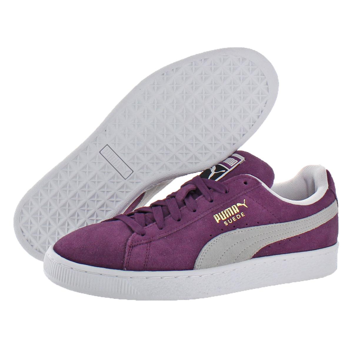 Puma-Suede-Classic-Men-039-s-Fashion-Sneakers-Shoes thumbnail 16