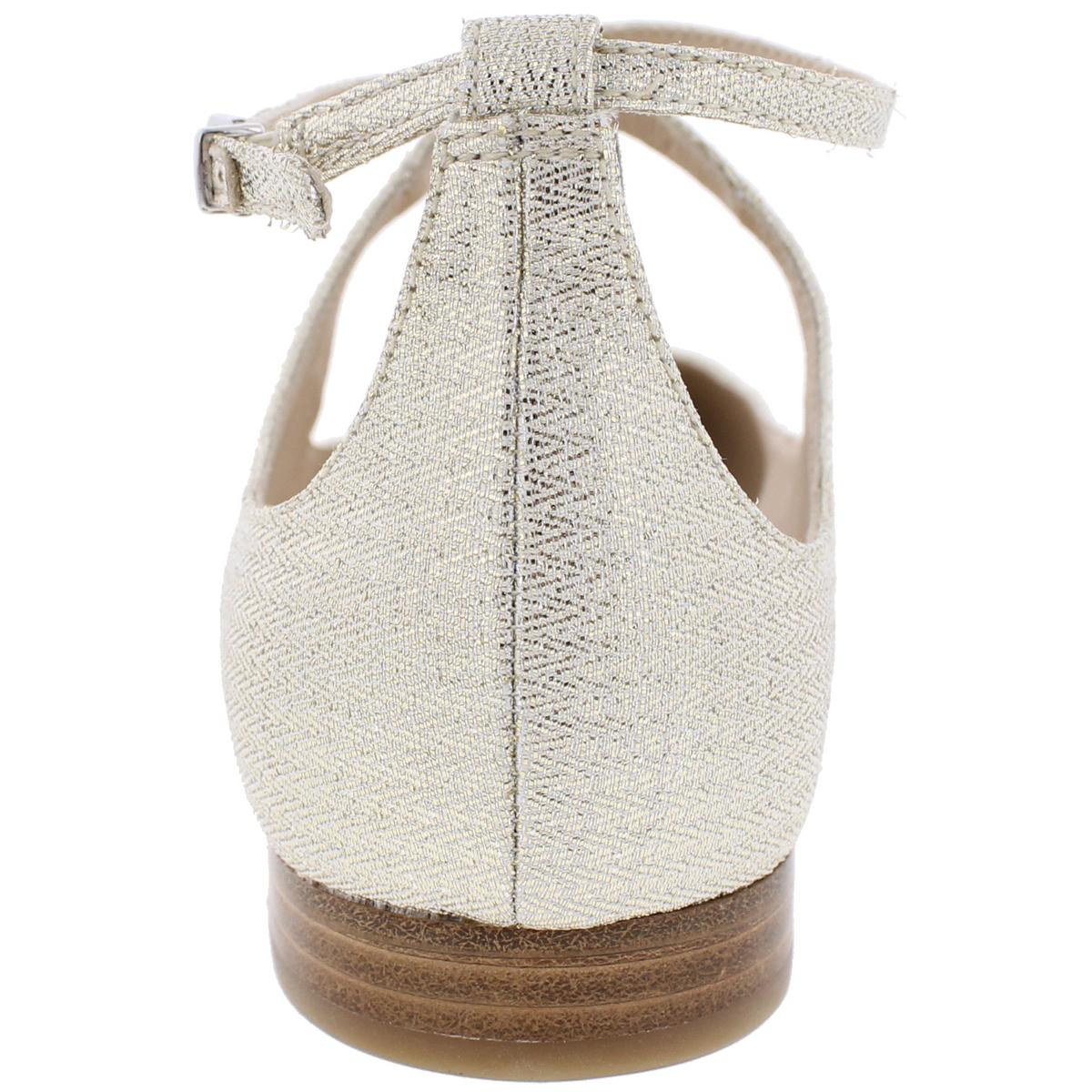Via-Spiga-Womens-Yovela-Criss-Cross-Front-Ballet-Flats-Shoes-BHFO-4384 thumbnail 6
