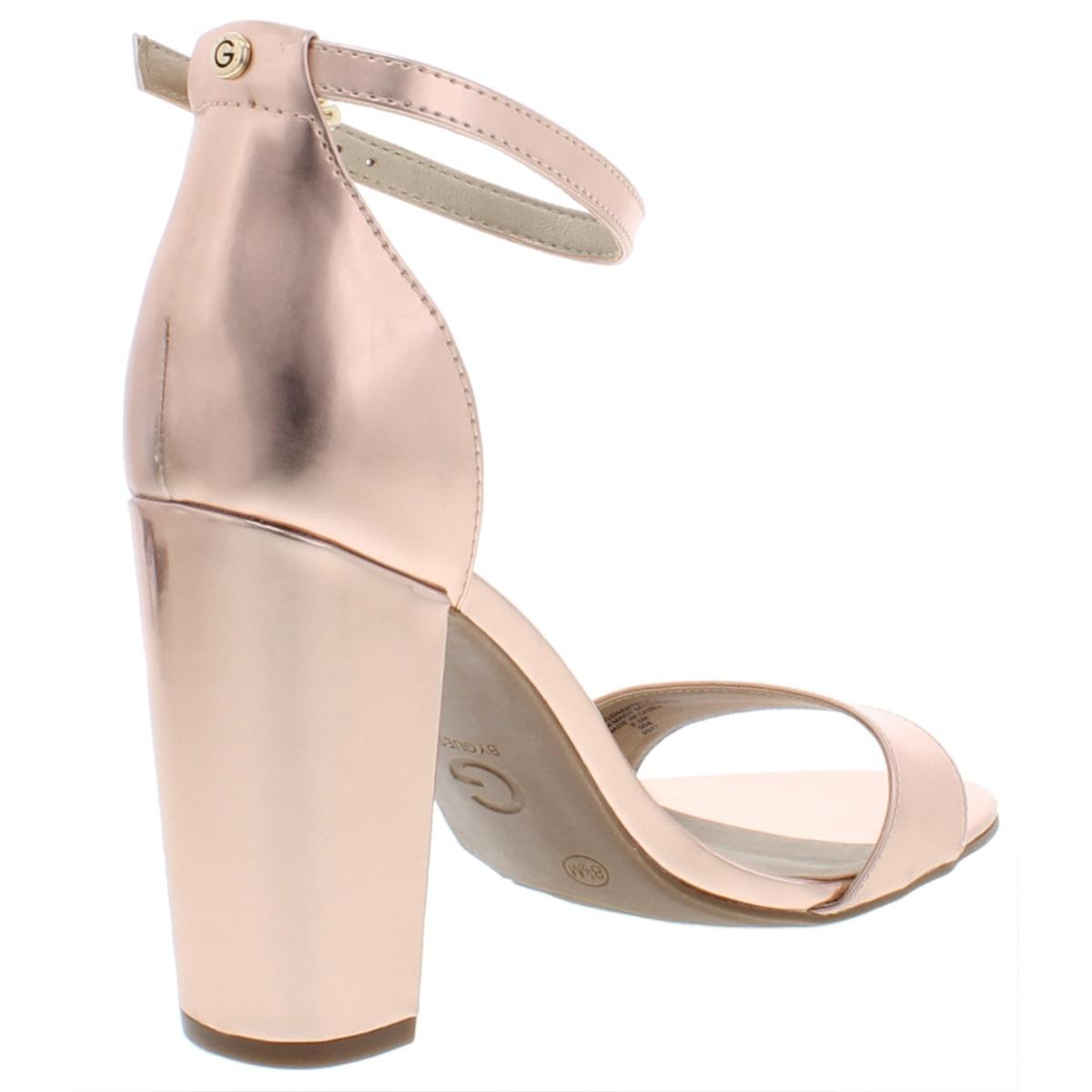 G-by-Guess-Womens-Shantel-3-Padded-Insole-Dress-Sandals-Shoes-BHFO-2561 thumbnail 10