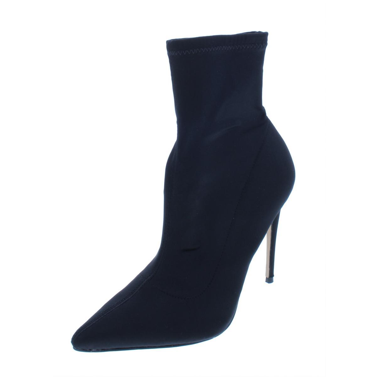 Aldo Damenschuhe Stiefel Cirelle Satin Pointed Toe Dress Mid-Calf Stiefel Damenschuhe Schuhes BHFO 3259 9ffb9a