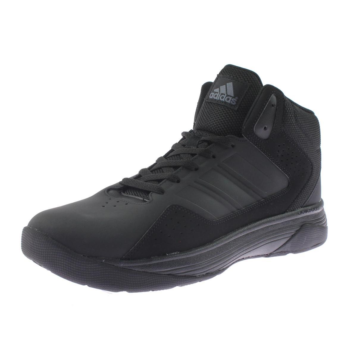 Adidas hombre zapatos Mid de baloncesto de cloudfoam recopilación Mid zapatos negro mediano a30fcd