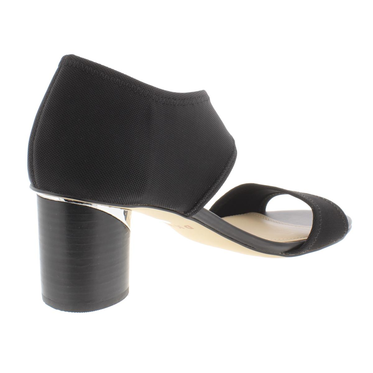 DKNY-Womens-Penny-Ankle-Strap-Cushioned-Dress-Heels-Sandals-BHFO-8083 thumbnail 4
