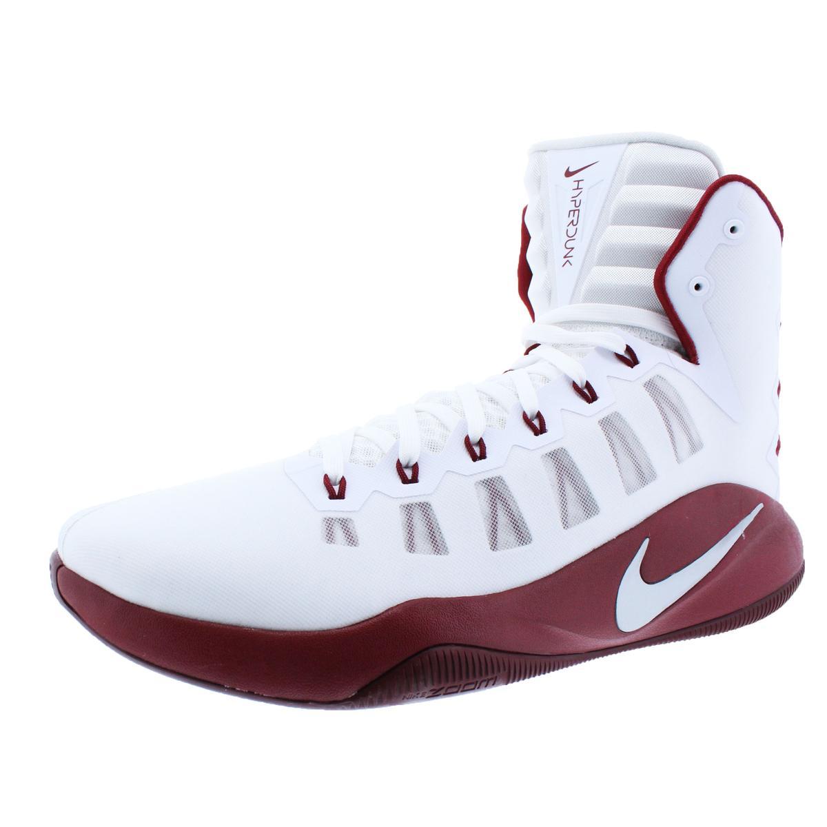 888a18d2dfd Nike Mens Hyperdunk 2016 TB Promo Red Basketball Shoes 18 Medium (D ...