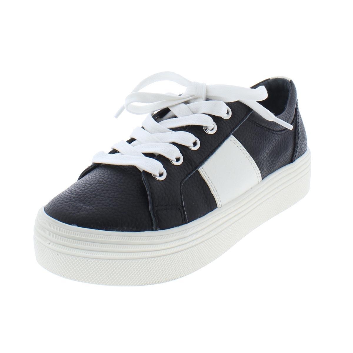 69af3456e53f Details about Dolce Vita Womens Tavina Black-Ivory Casual Shoes 7.5 Medium  (B