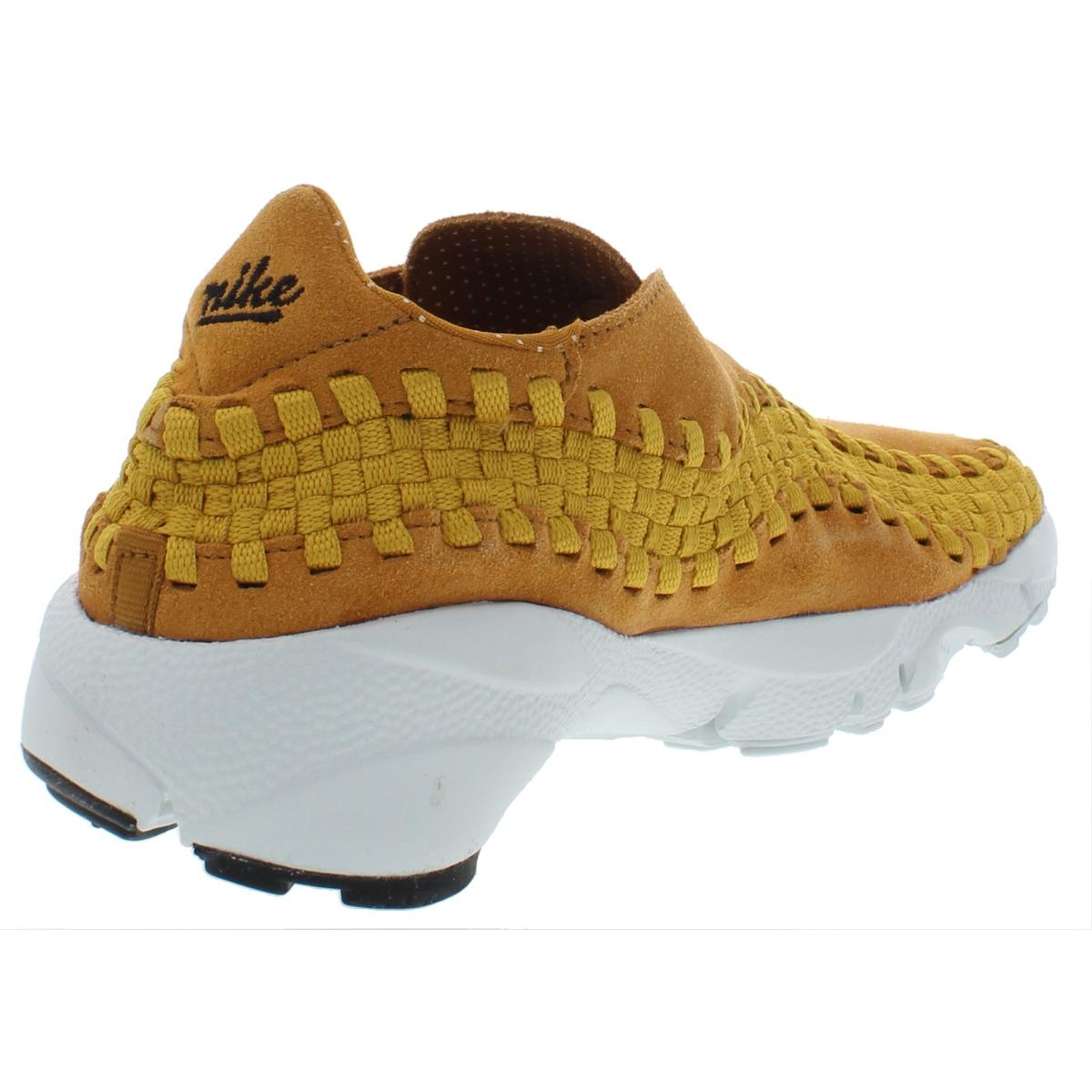 Nike-Mens-Air-Footscape-Woven-Low-Top-Lifestyle-Fashion-Sneakers-Shoes-BHFO-3976 thumbnail 6