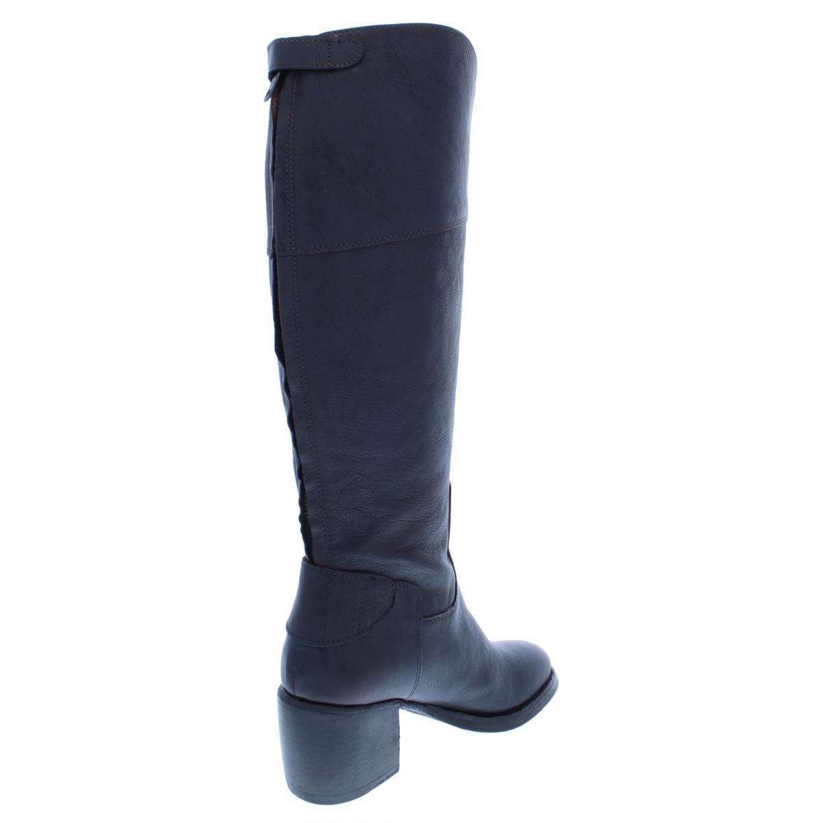 Patricia Nash damen Loretta Wide Calf Calf Calf Leather Riding Stiefel Heels BHFO 5507 774c0b
