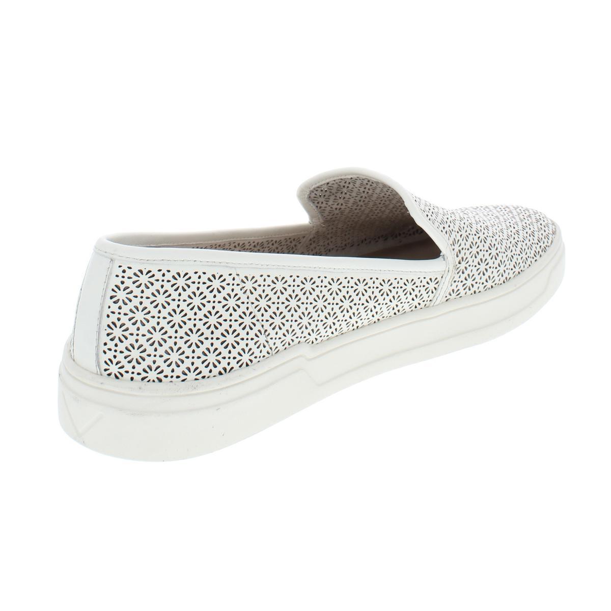 Via-Spiga-Womens-Gianna-Metallic-Leather-Low-Top-Casual-Shoes-Flats-BHFO-6813 thumbnail 4