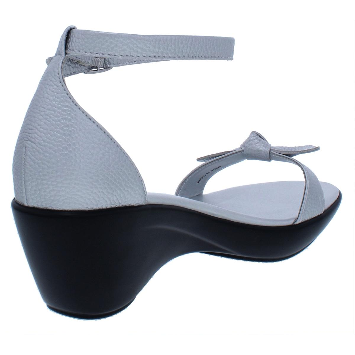 Callisto of California Damenschuhe Sarrita Pebbled Wedge Wedge Wedge Sandales Schuhes BHFO 6236 d287c3