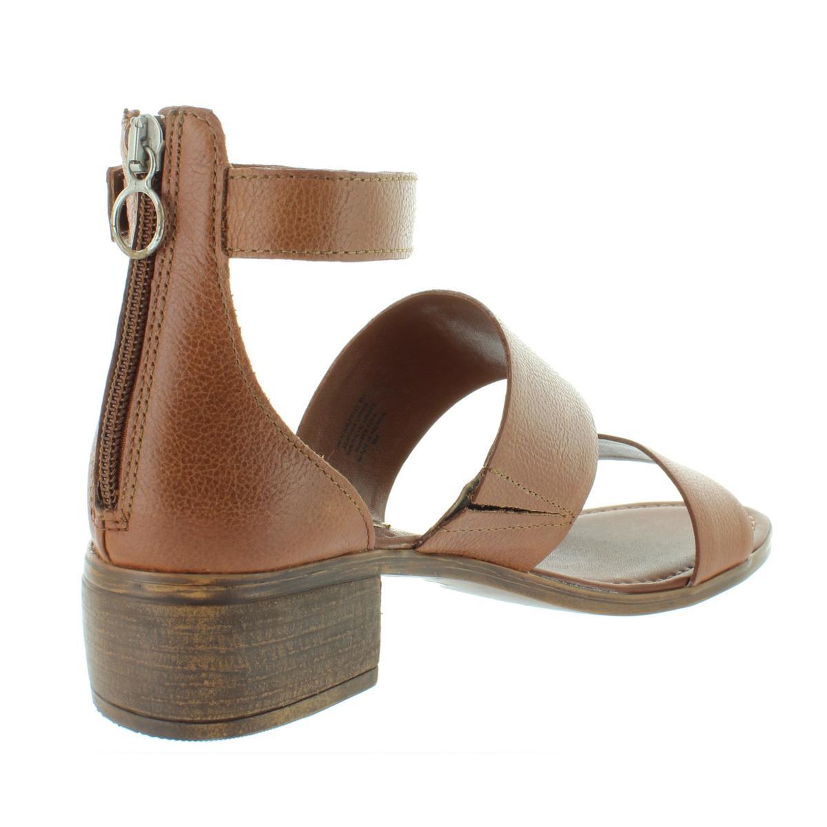 Steve-Madden-Womens-Daly-Leather-Open-Toe-Dress-Heels-Sandals-BHFO-5458 thumbnail 6