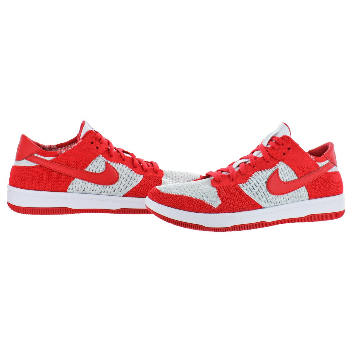 Nike Nike Nike Mens Dunk Flyknit Lightweight Low Top Casual shoes Sneakers BHFO 7072 b7bfab