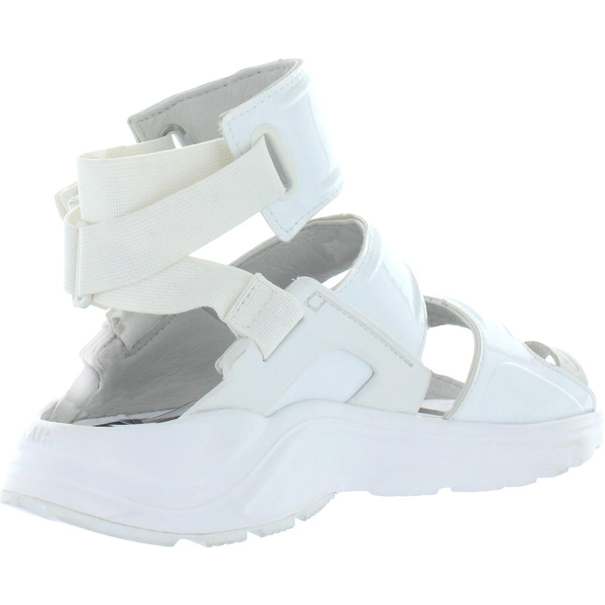 Nike-Womens-Air-Huarache-Gladiator-QS-Toe-Loop-Sport-Sandals-Shoes-BHFO-3410 thumbnail 6