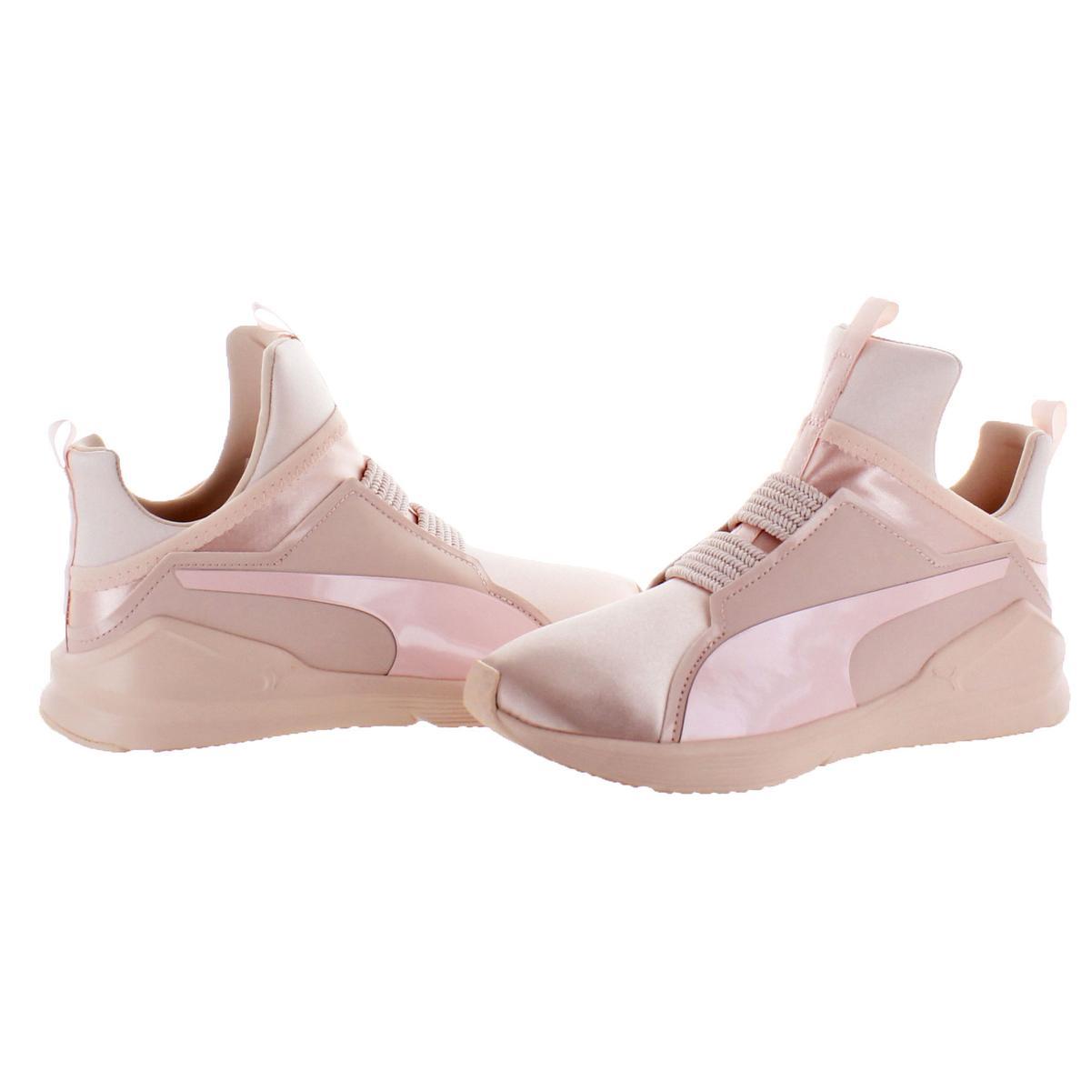 37c4a320954 Puma Fierce Satin EP Women s Demi Height Trainer Fashion Sneaker ...