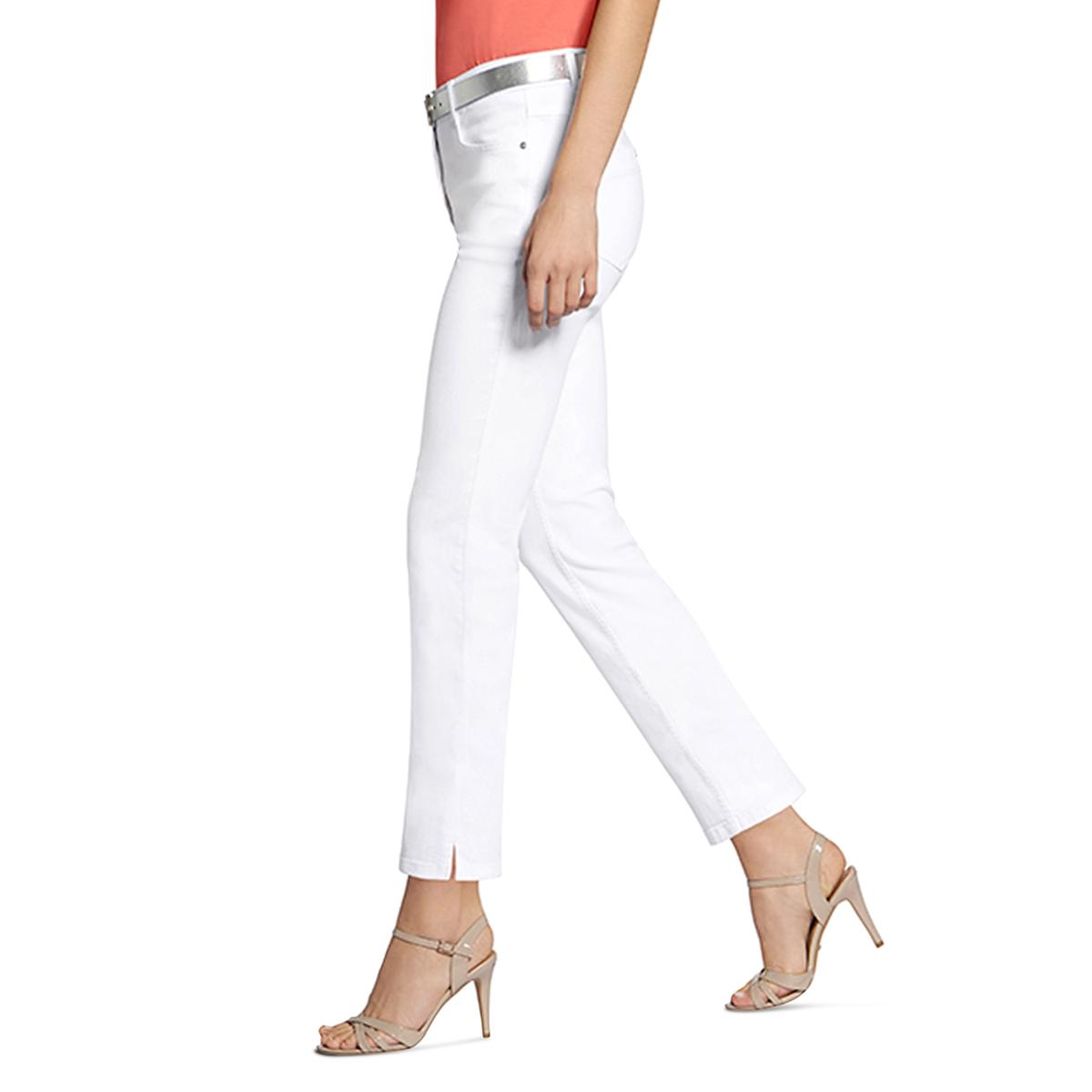 Basler Womens Denim Mid-Rise Casual Skinny Jeans BHFO 5238
