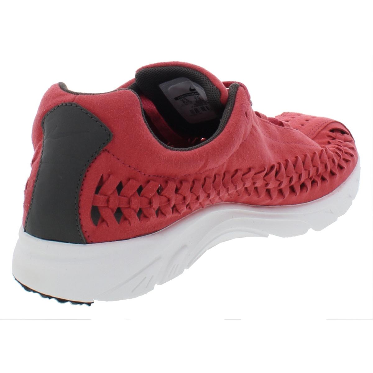 Nike-Mens-Mayfly-Woven-Suede-Woven-Training-Fashion-Sneakers-Shoes-BHFO-2898 thumbnail 18