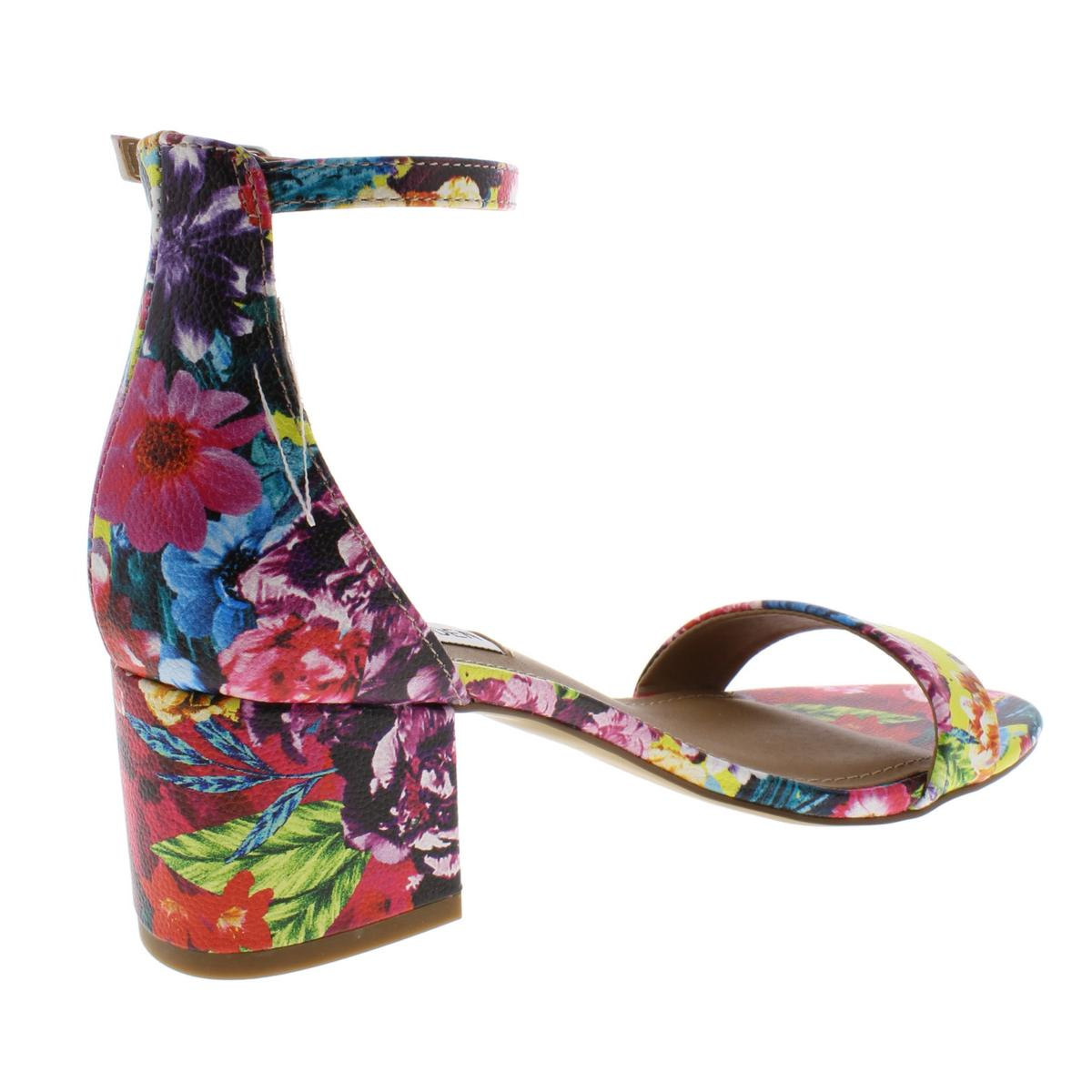 Steve-Madden-Womens-Irenee-Dress-Sandals-Heels-BHFO-0810 thumbnail 8