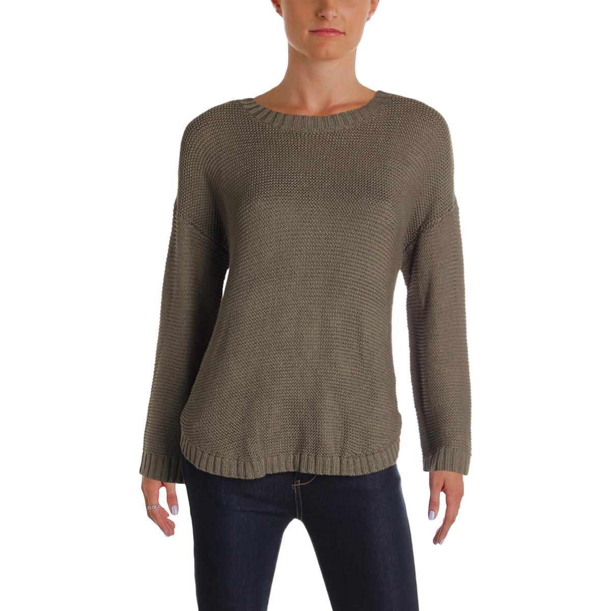 df06f11f6 Details about Lauren Ralph Lauren Womens Vandrella Three-Quarter Sleeve  Sweater Top BHFO 6513