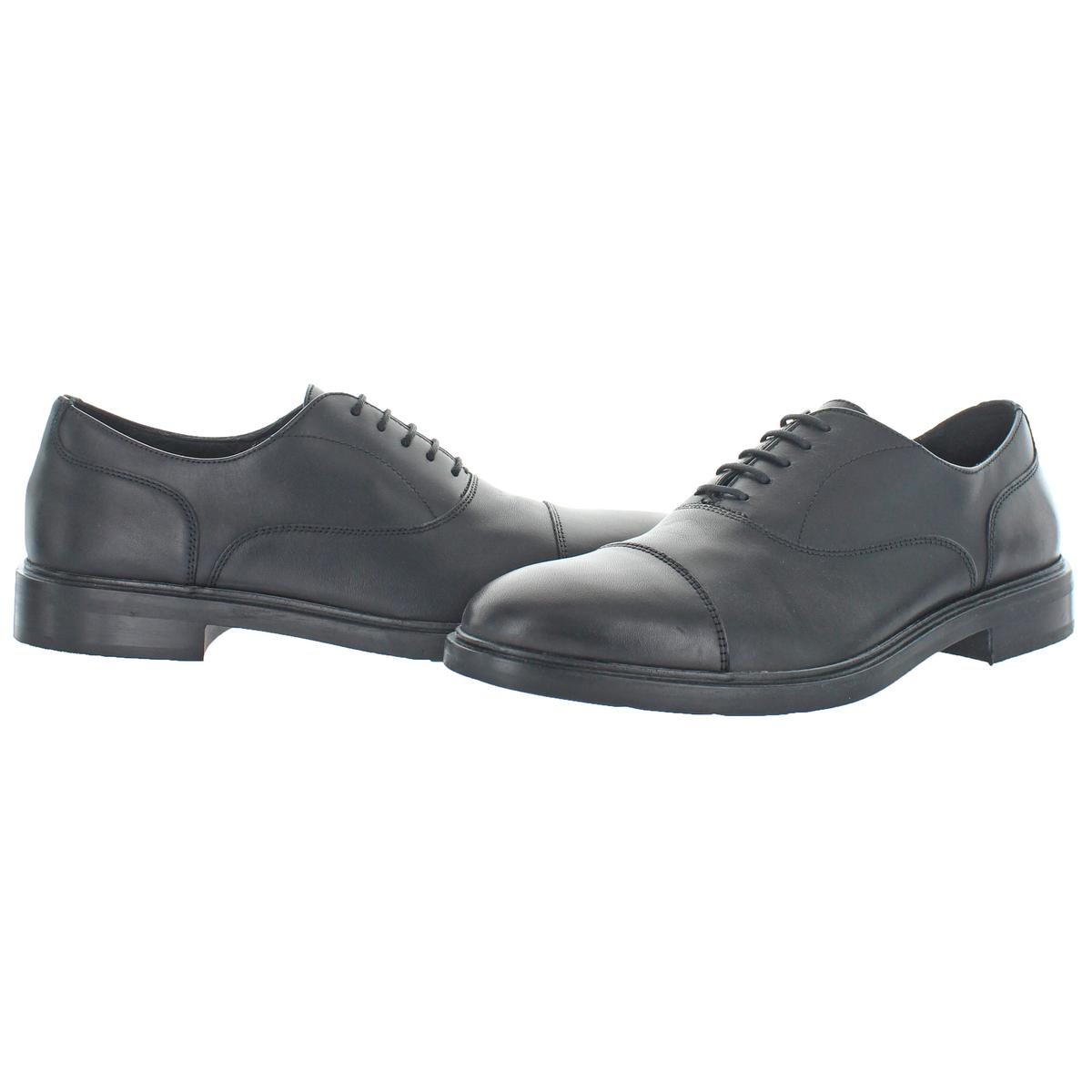 montar Planta caja de cartón  Geox Respira Mens Curtwain Leather Lace Up Cap Toe Oxfords Shoes BHFO 4858  | eBay