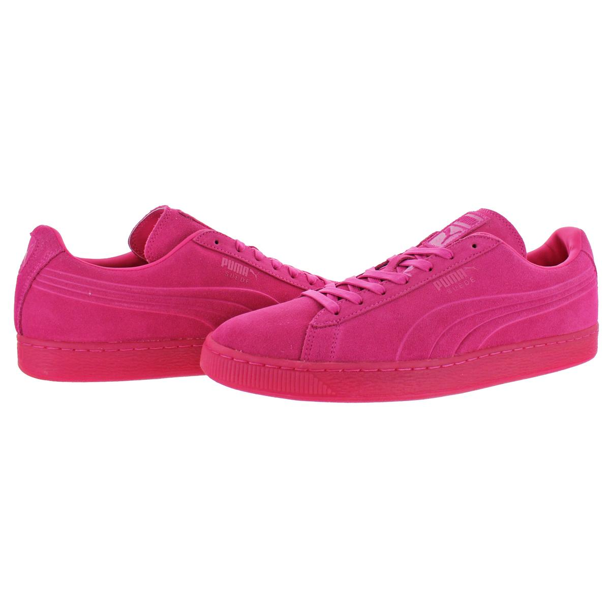 Puma-Suede-Classic-Men-039-s-Fashion-Sneakers-Shoes thumbnail 4