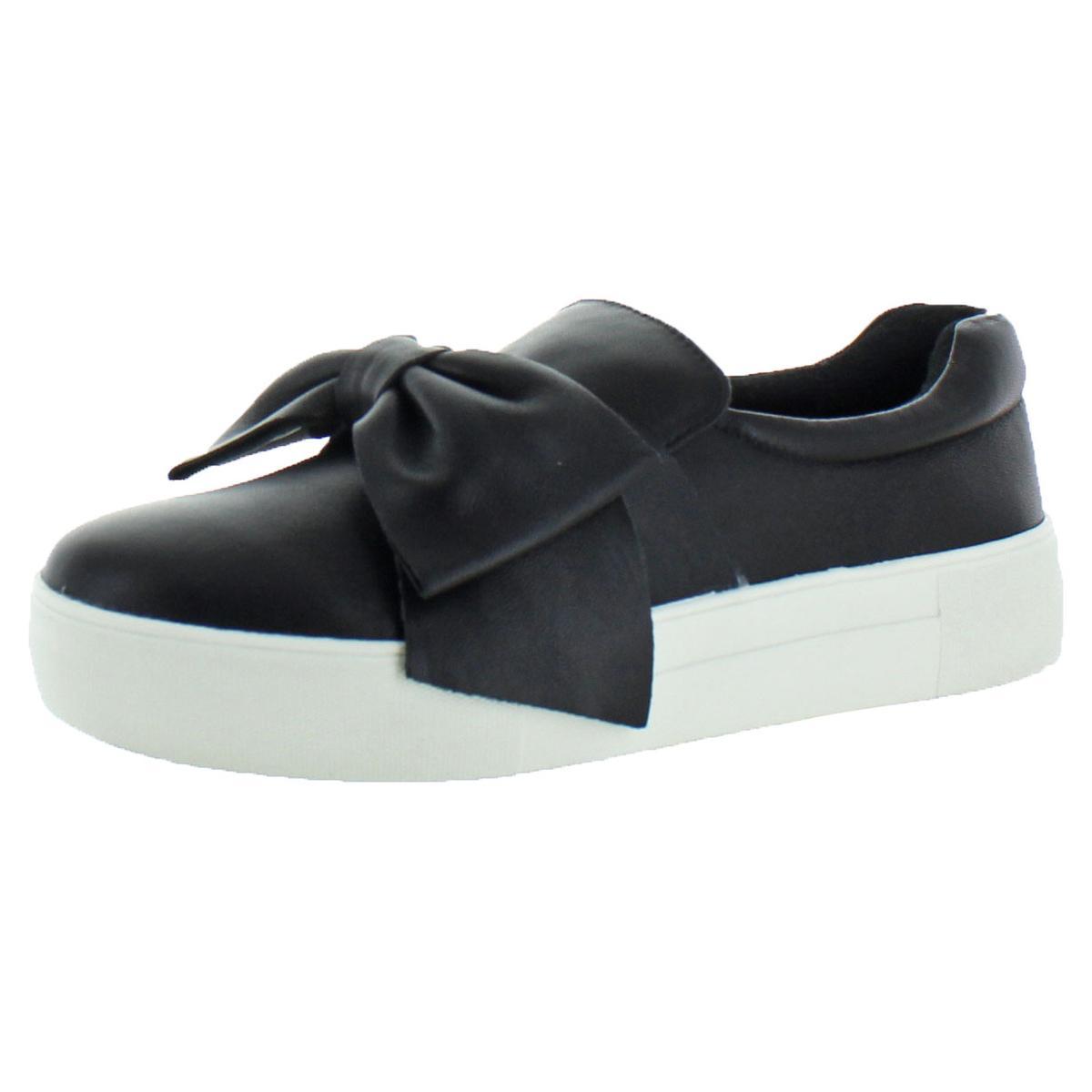 22fcb44c96c Details about Steve Madden Womens Empire Black Fashion Sneakers 7.5 Medium  (B