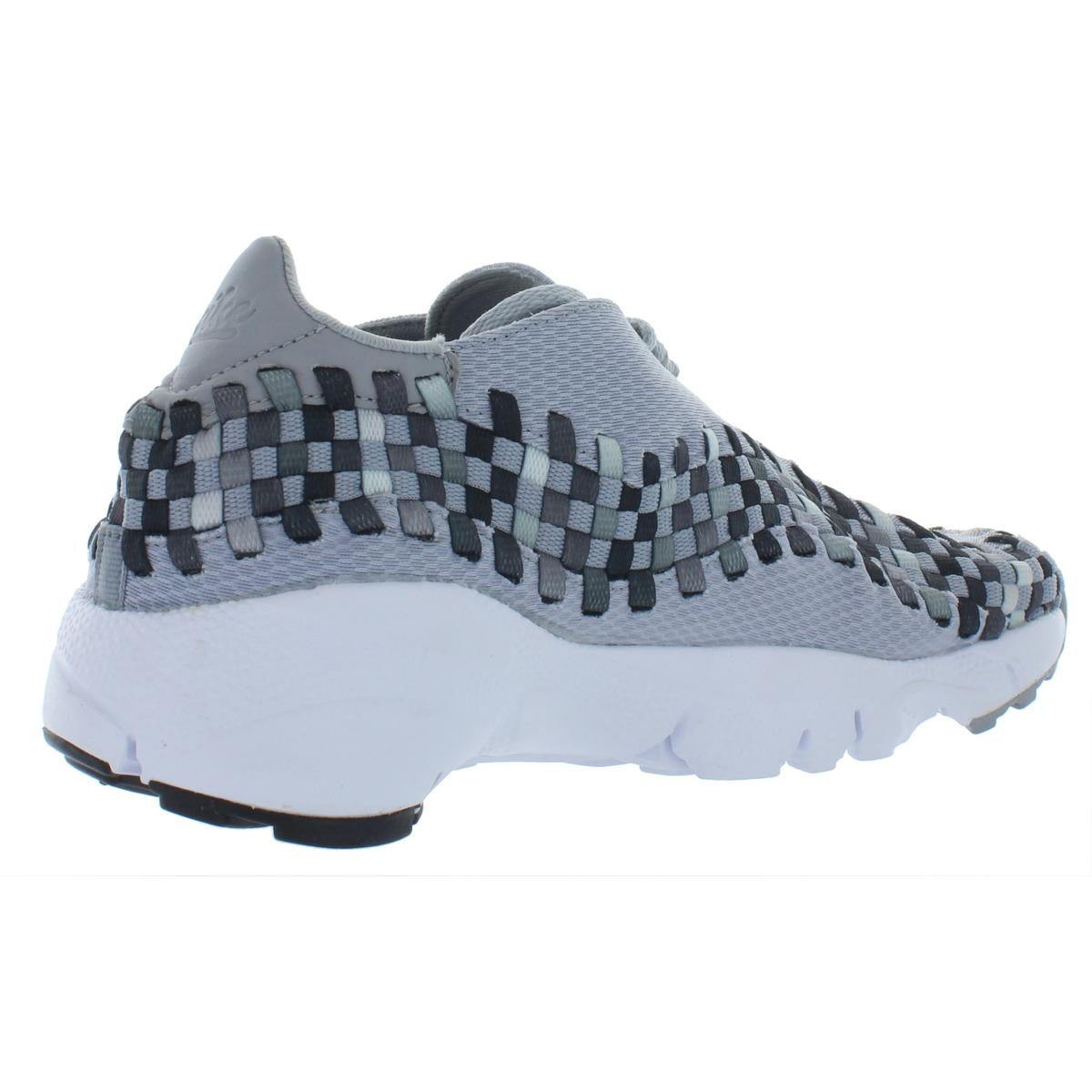 Nike-Mens-Air-Footscape-Woven-Low-Top-Lifestyle-Fashion-Sneakers-Shoes-BHFO-3976 thumbnail 10