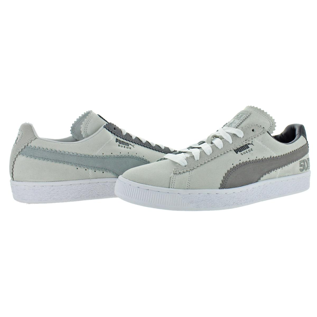 Puma-Suede-Classic-Men-039-s-Fashion-Sneakers-Shoes thumbnail 40