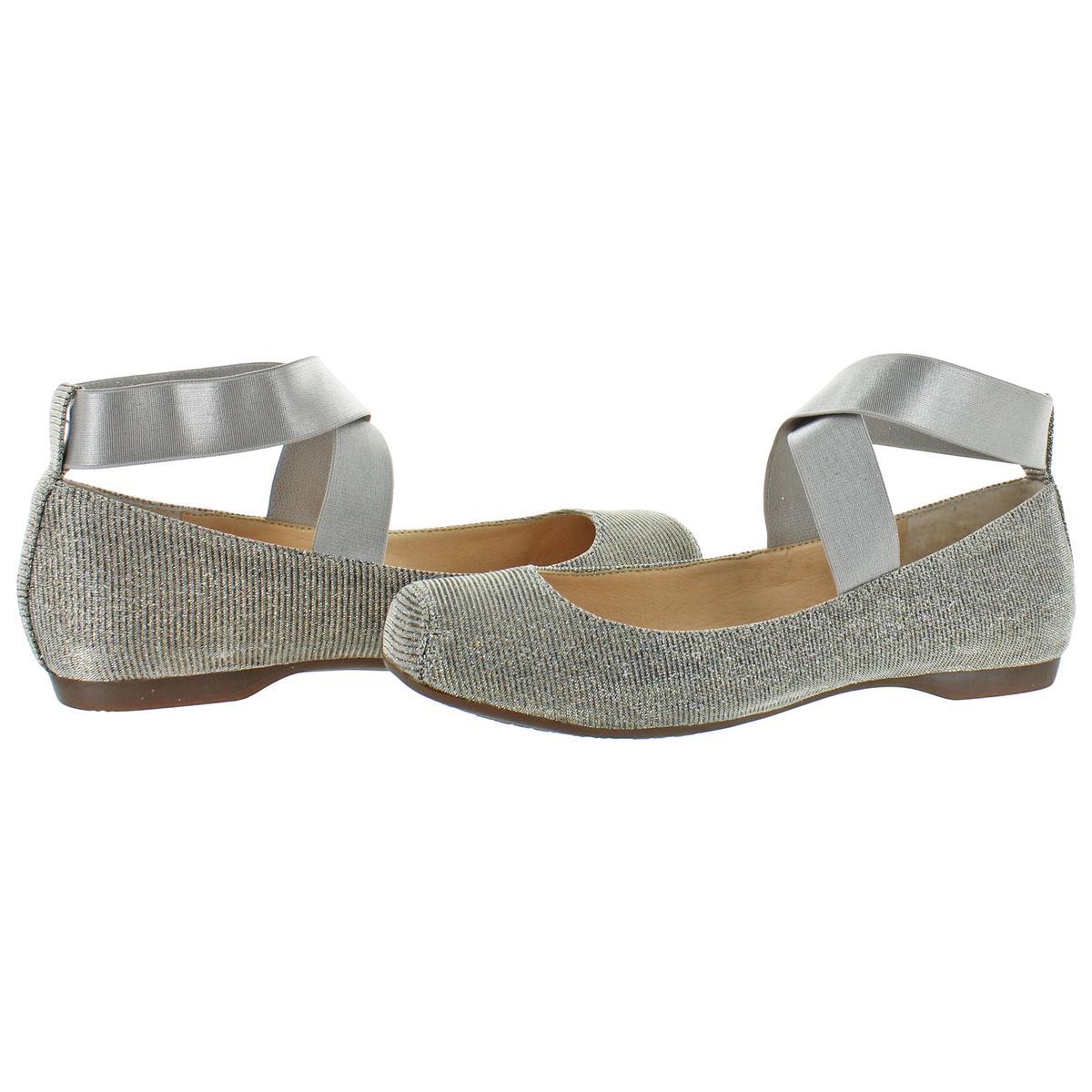 Jessica-Simpson-Women-039-s-Mandalaye-Square-Toe-Ankle-Wrap-Ballet-Flats thumbnail 7