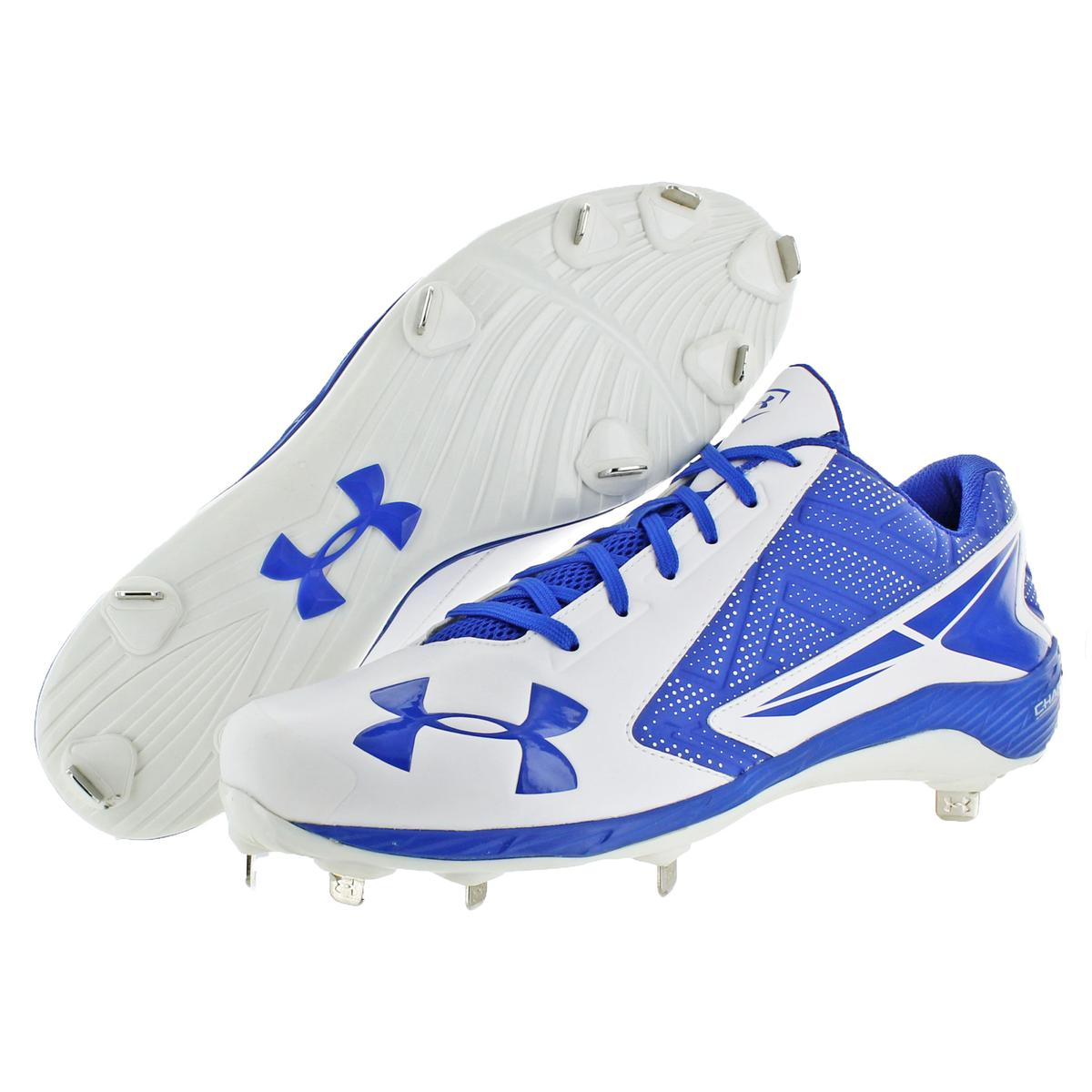 Under Armour Mens Yard Low St Athletic Baseball Cleats
