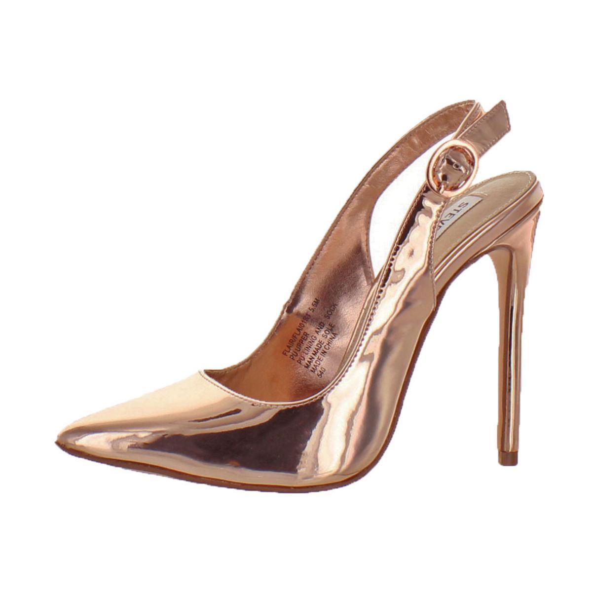 Steve Madden Damenschuhe Flair Pink Slingback Schuhes Heels Schuhes Slingback 5.5 Medium (B,M ... 5ae8bc