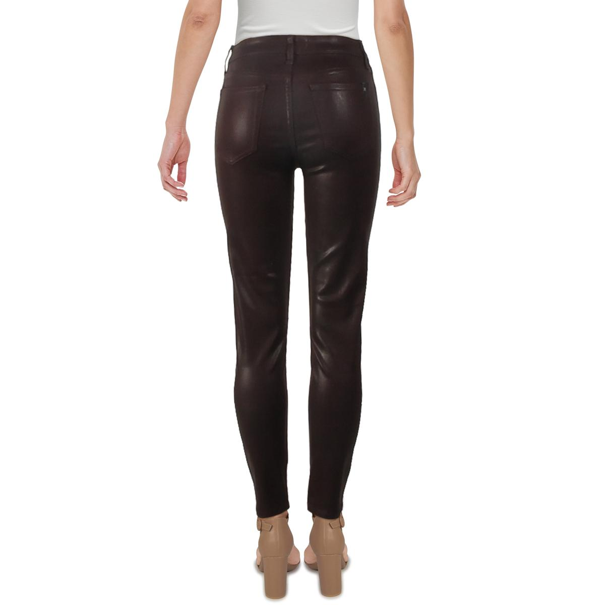 Joe/'s Jeans Womens High Rise Coated Ankle Skinny Jeans BHFO 4807