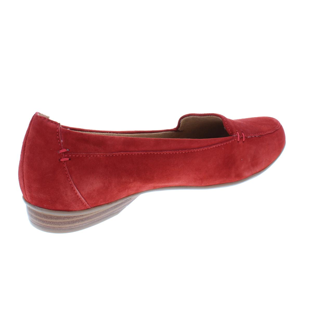 Naturalizer-Womens-Saban-Solid-Round-Toe-Casual-Loafers-Shoes-BHFO-1181 thumbnail 12