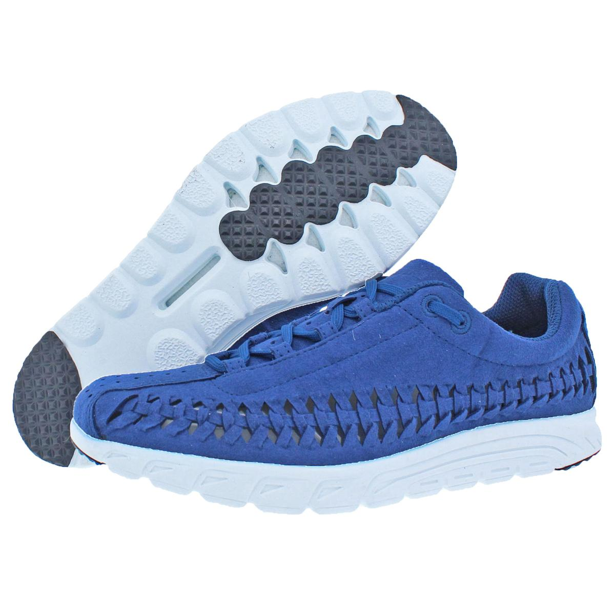Nike-Mens-Mayfly-Woven-Suede-Woven-Training-Fashion-Sneakers-Shoes-BHFO-2898 thumbnail 10