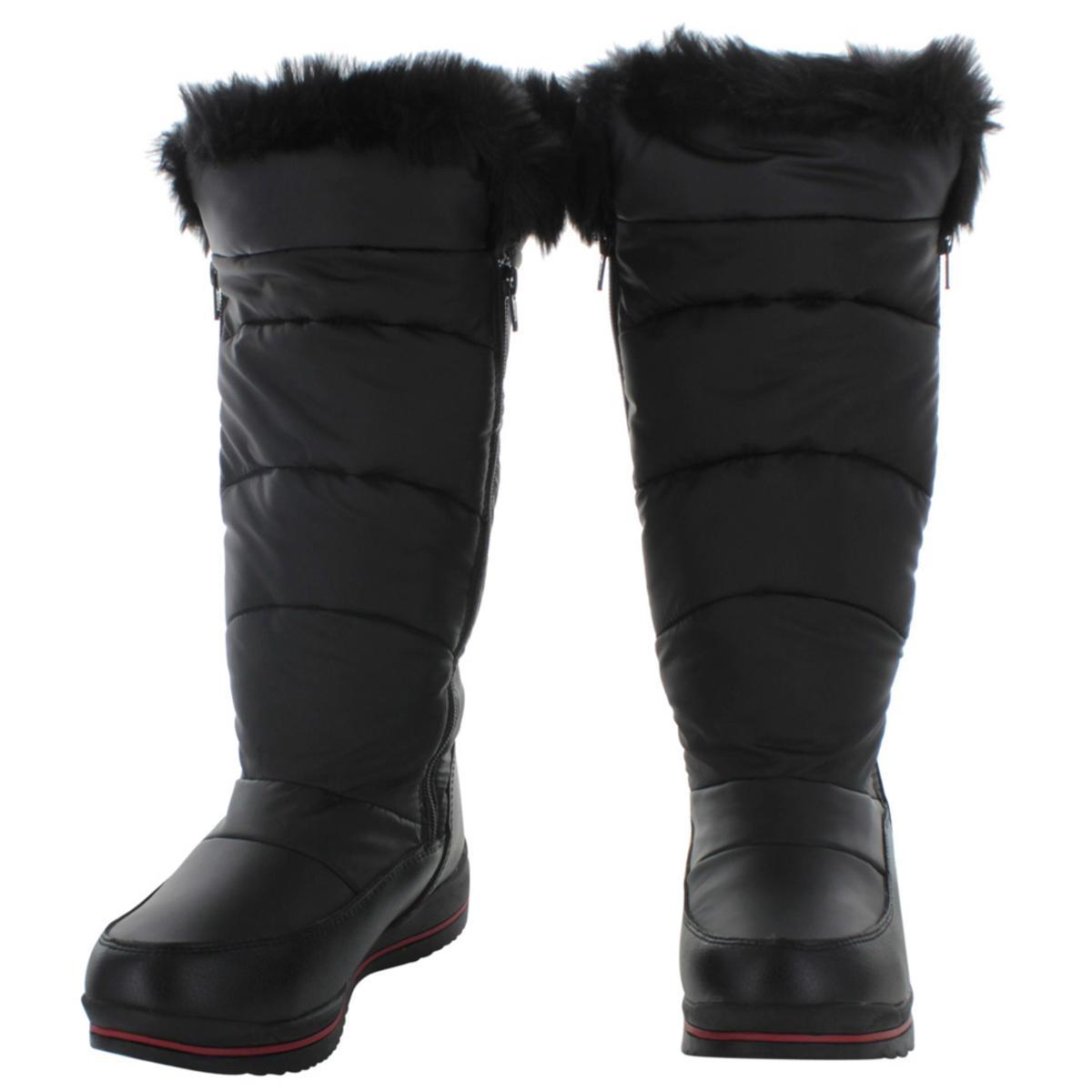 98da7b6a2a6d2 Cougar Bistro Women's Tall Waterproof Nylon Winter Snow Boots | eBay