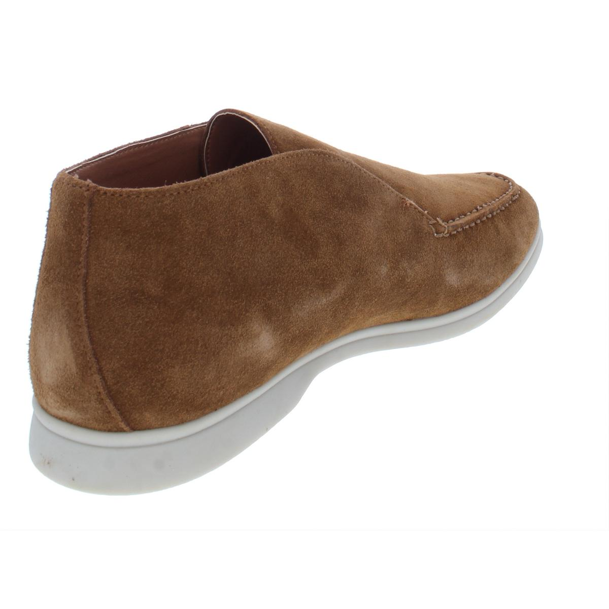 Steve-Madden-Men-039-s-Lost-Suede-Dress-Chukka-Ankle-Boots-Shoes thumbnail 6