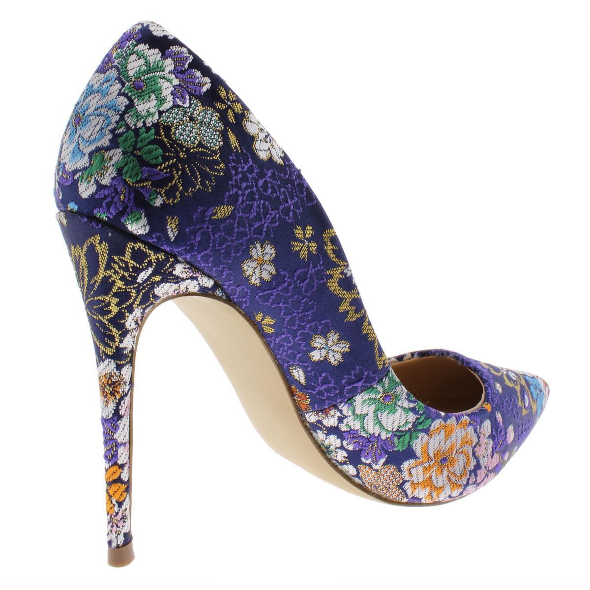 Steve-Madden-Womens-Daisie-Evening-Heels-Shoes-BHFO-4616 thumbnail 10