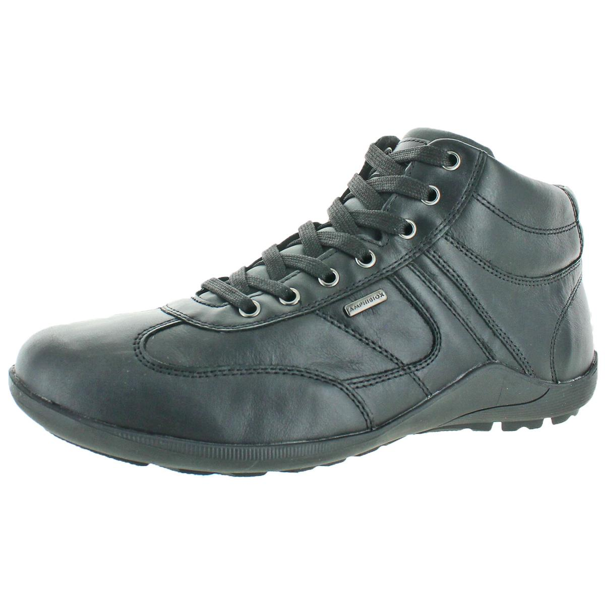 0c4dbece67 Details about Geox Compass ABX Amphibiox Men's Waterproof Leather Ankle  Boots