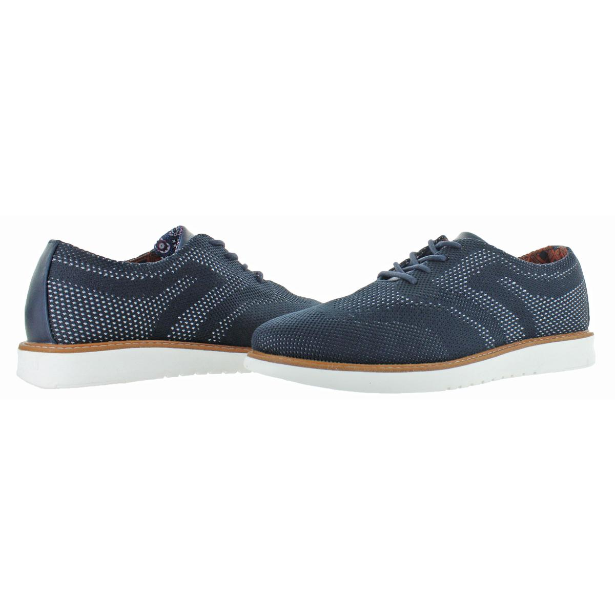 Ben-Sherman-Men-039-s-Omega-Casual-Wingtip-Oxford-Sneakers thumbnail 6