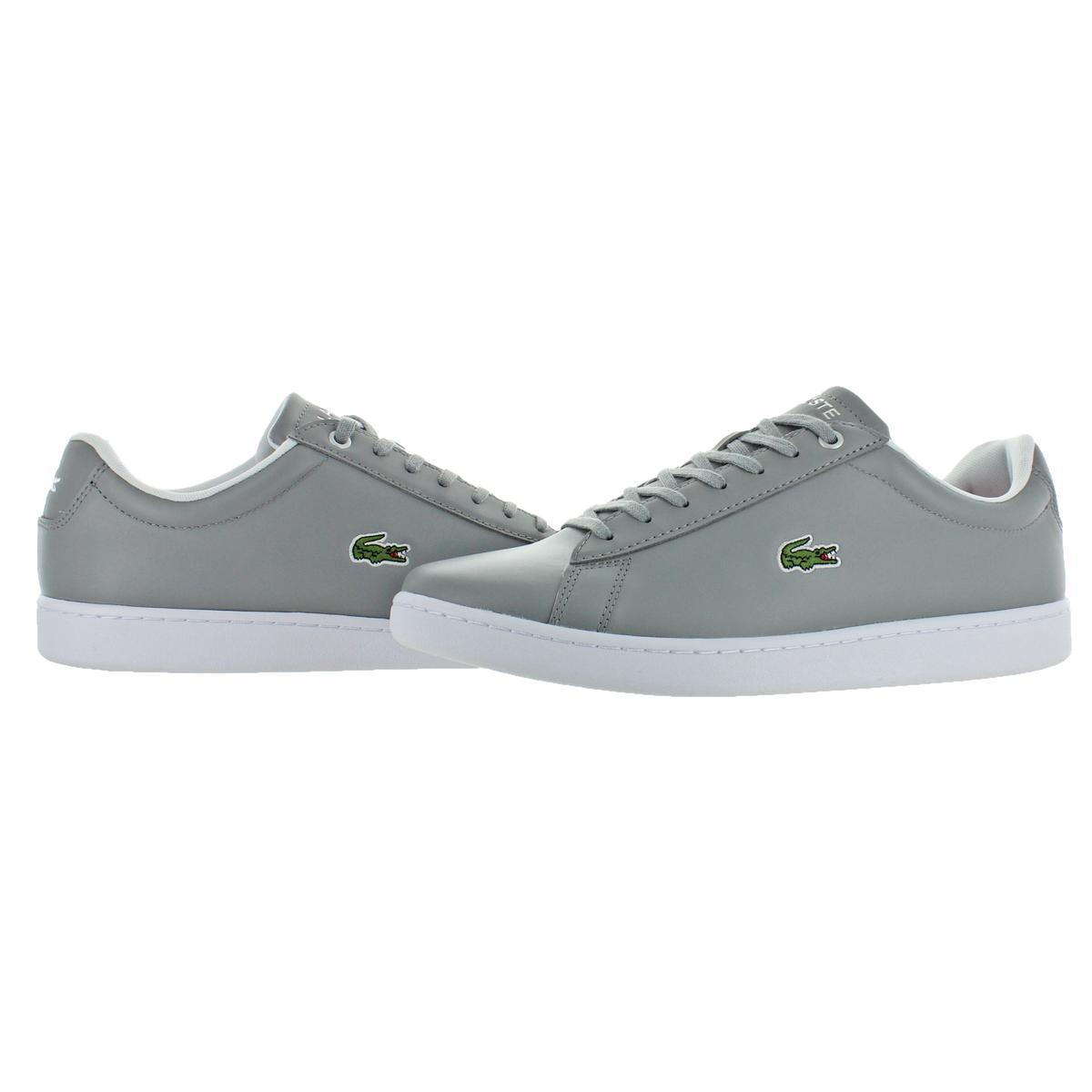 1ba5bcd74 Lacoste Men s Hydez Leather Court Fashion Sneaker Shoes