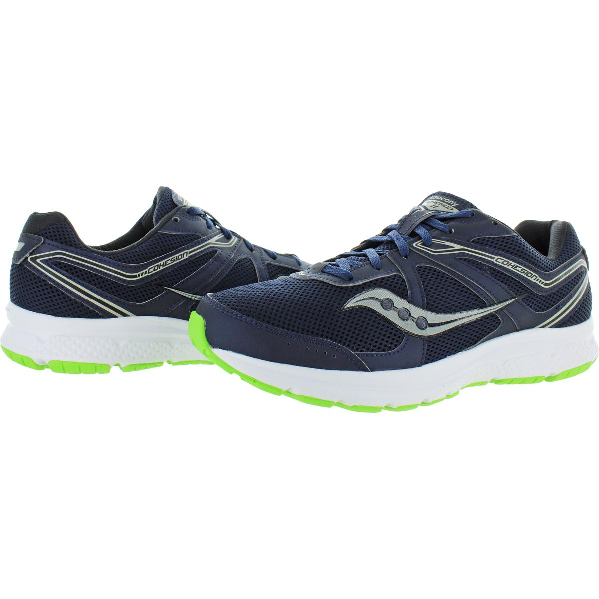 Saucony-Herren-Grid-Kohaesions-11-Ubung-Fitness-Laufschuhe-Sneakers-bhfo-2076 Indexbild 8