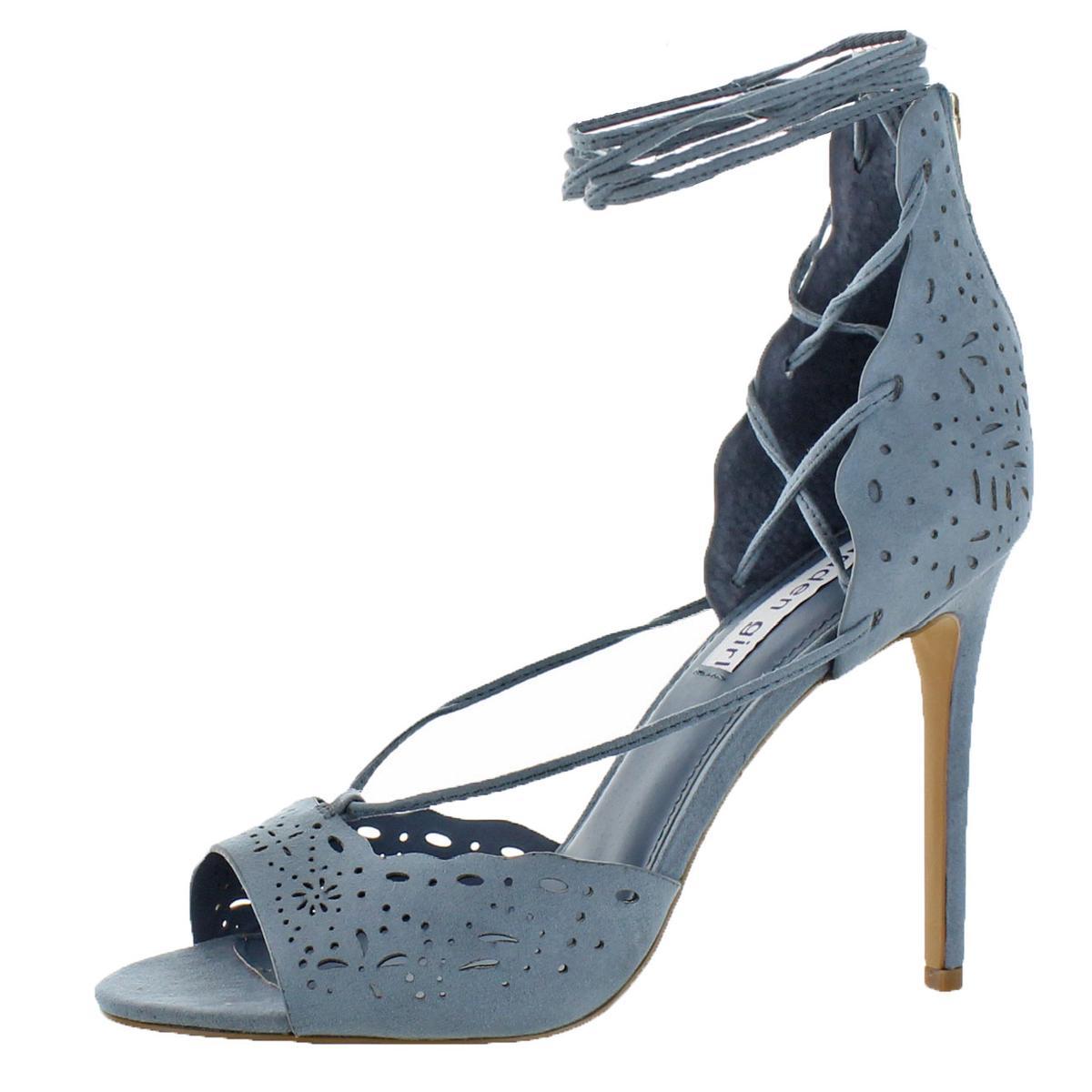 Madden Girl by Steve Madden Damenschuhe Mallory Open Toe Dress Heels Schuhes BHFO 1667