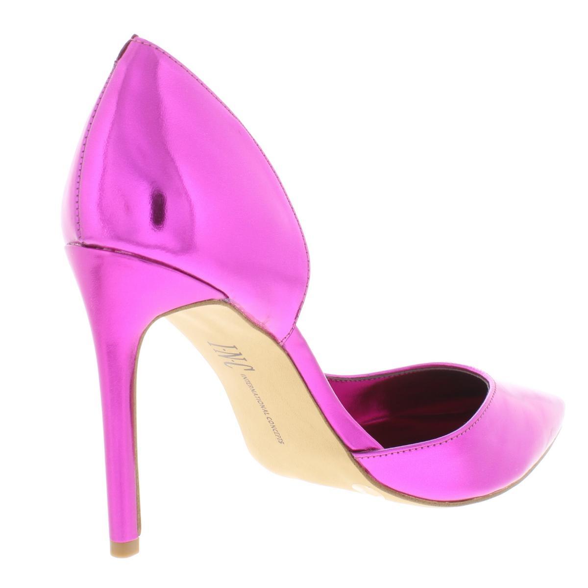 INC-Womens-Kenjay-Padded-Insole-Stiletto-Dress-D-039-Orsay-Heels-Shoes-BHFO-7446 thumbnail 4