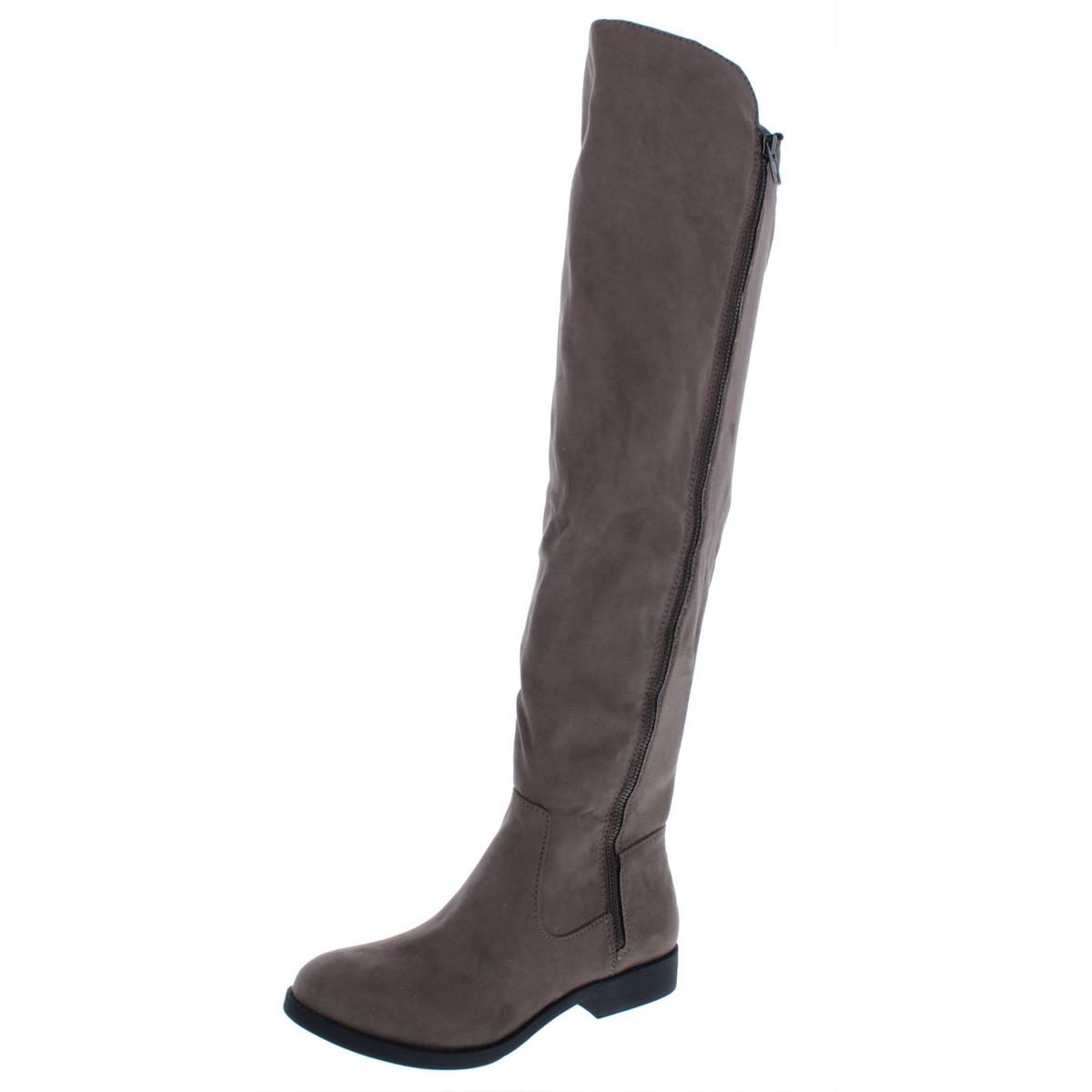 Style & Co. Damenschuhe Hadleyy Stiefel Wide Calf Fashion Over-The-Knee Stiefel Hadleyy Schuhes BHFO 6632 3b6db2