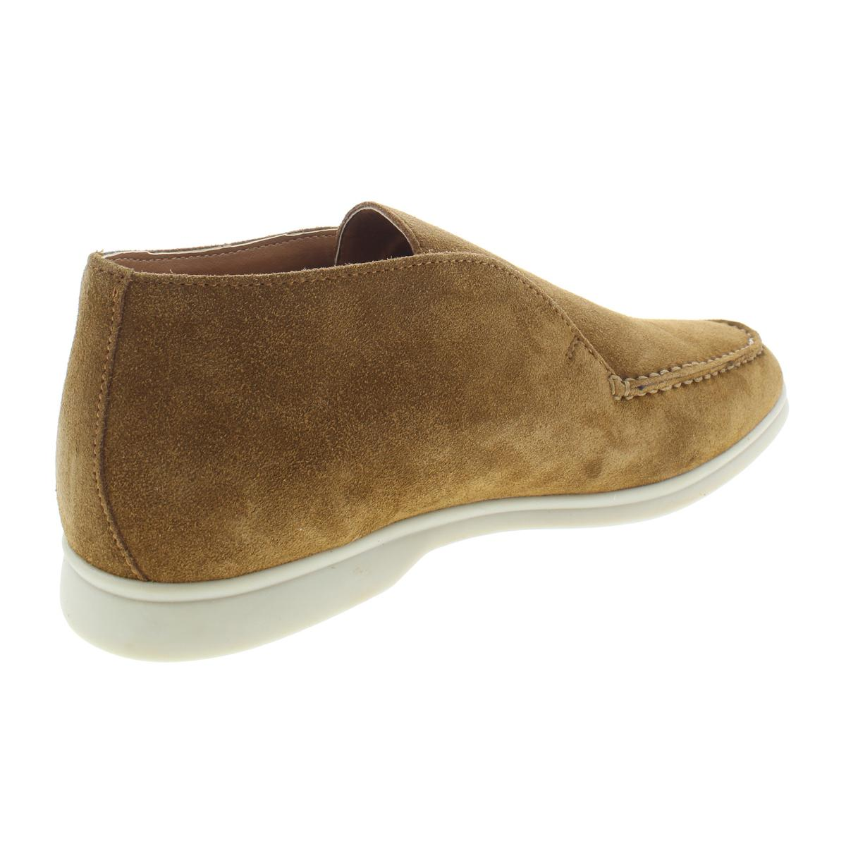 Steve-Madden-Men-039-s-Lost-Suede-Dress-Chukka-Ankle-Boots-Shoes thumbnail 7