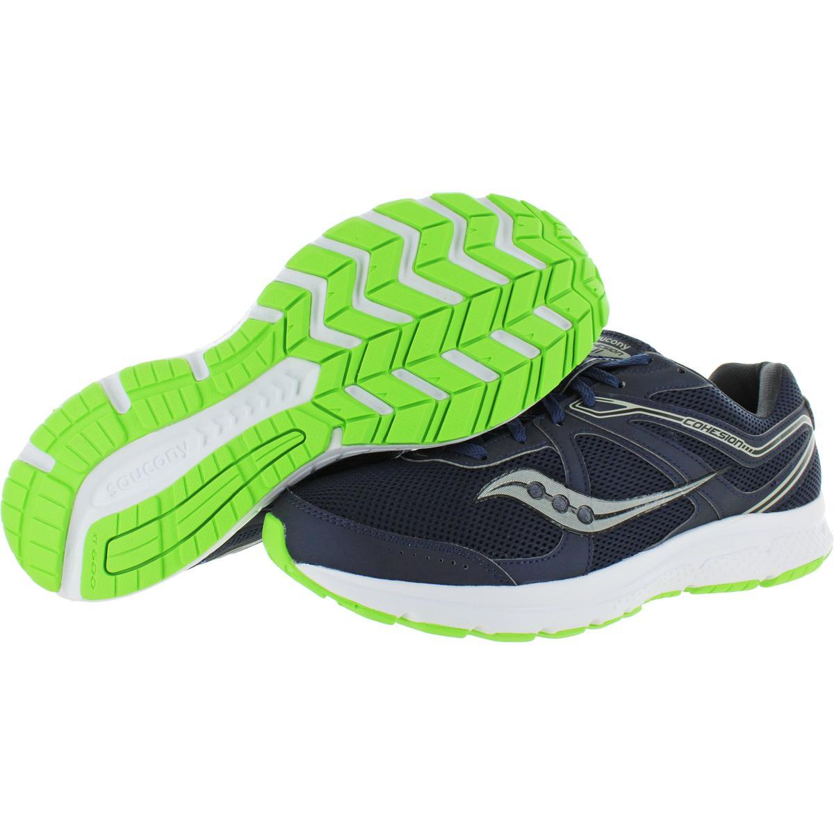 Saucony-Herren-Grid-Kohaesions-11-Ubung-Fitness-Laufschuhe-Sneakers-bhfo-2076 Indexbild 9