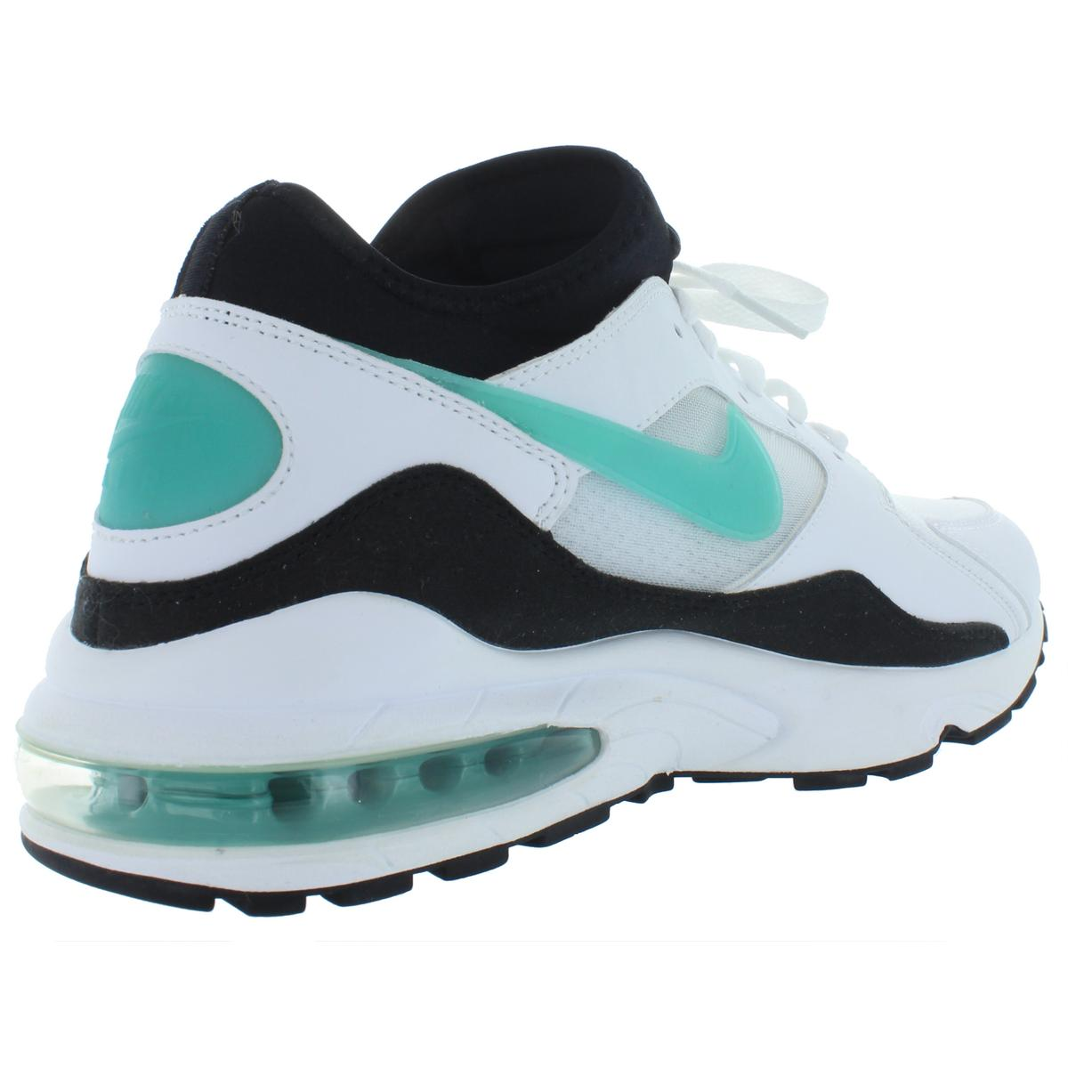 b5dc590e2b Nike Air Max 93 OG Dusty Cactus White Black Sz 11.5 306551-107 for ...