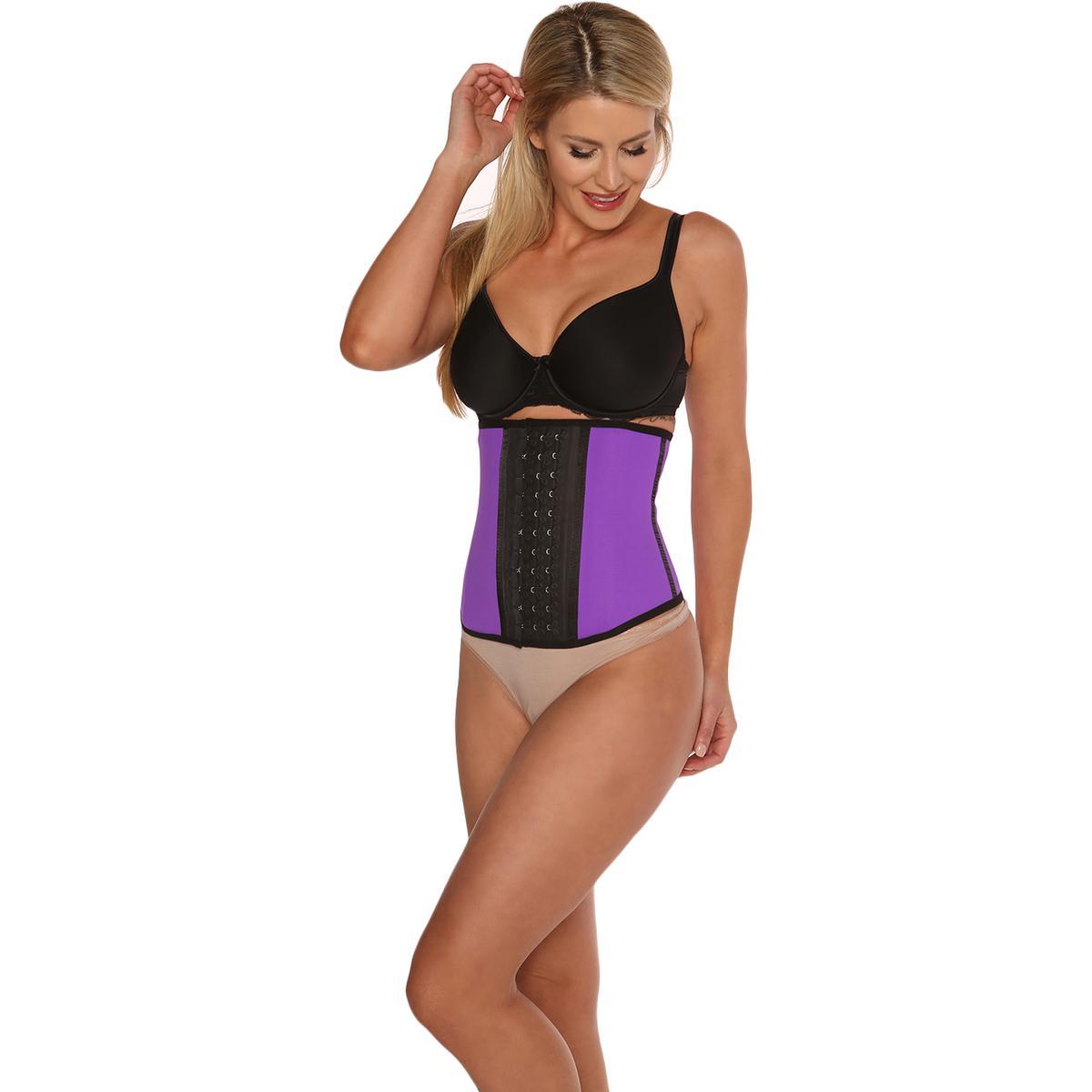 3873b9dc594 Details about Flakisima Womens Slimming Boning Adjustable Waist Trainer  BHFO 8973