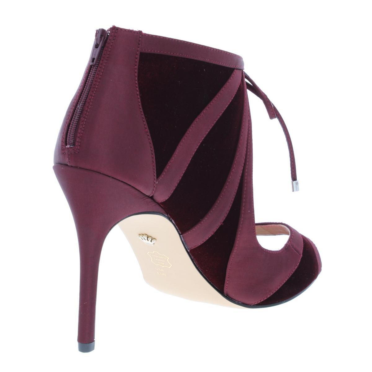 Nina-Womens-Cherie-Heels-Evening-Sandals-Shoes-BHFO-6446 thumbnail 4