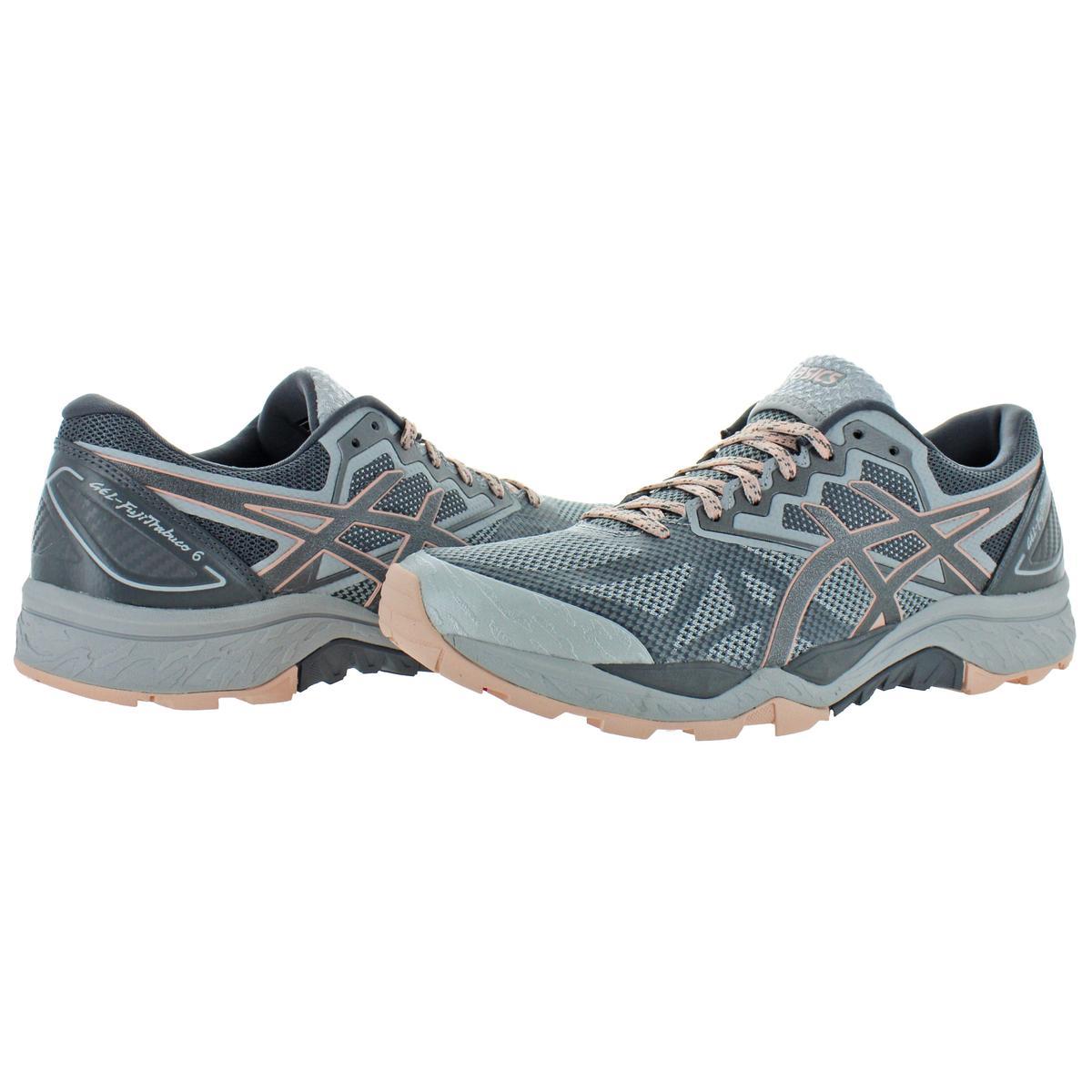 Asics-Womens-Gel-Fuji-Trabuco-6-Athletic-Running-Shoes-Sneakers-BHFO-7368 thumbnail 8