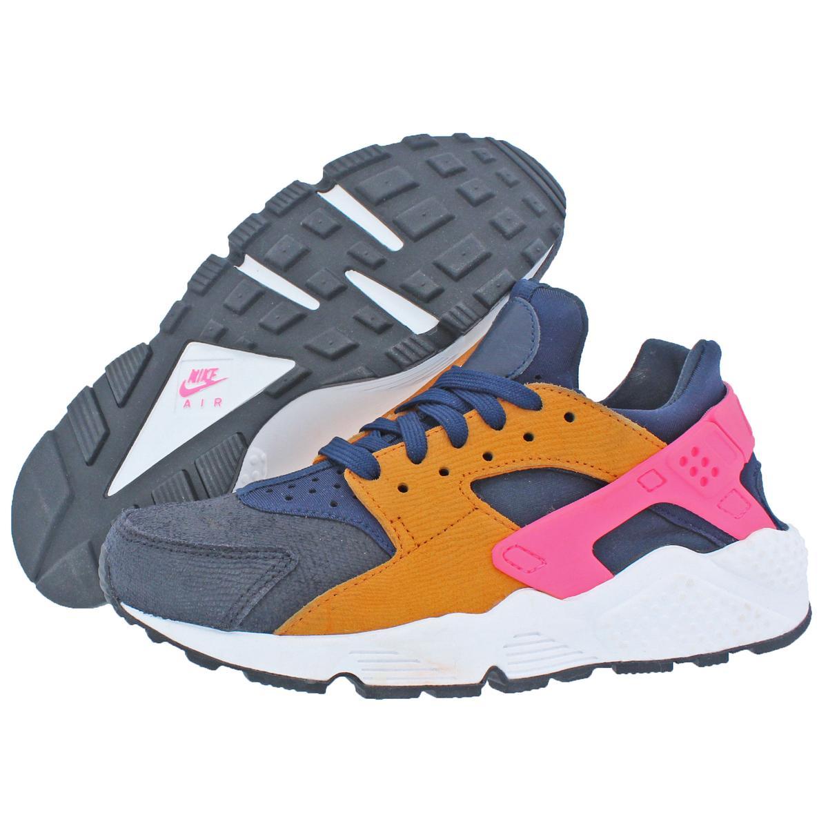Nike Damenschuhe Air Huarache Run Premium Comfort Fashion Sneakers Schuhes BHFO 6362